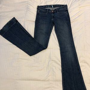 Earnest Sewn flared jeans